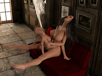 Big dick futa chicks - part 3