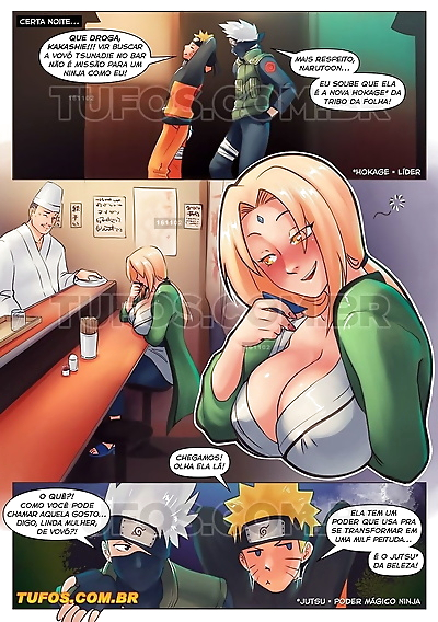 TUFOS - Narutoon 1-7..