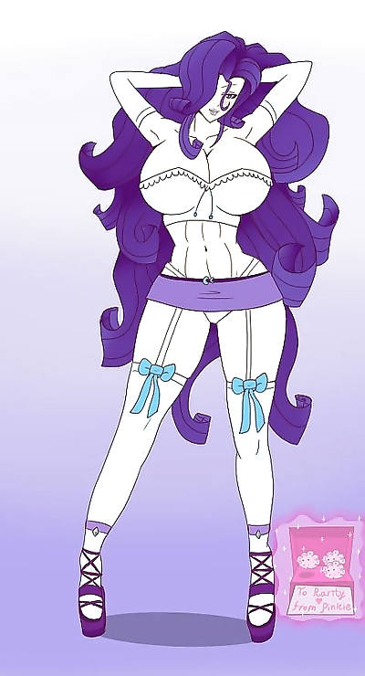 Bimbo Canterlot High - by..