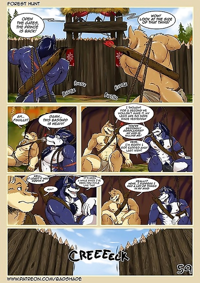Forest Hunt - part 4