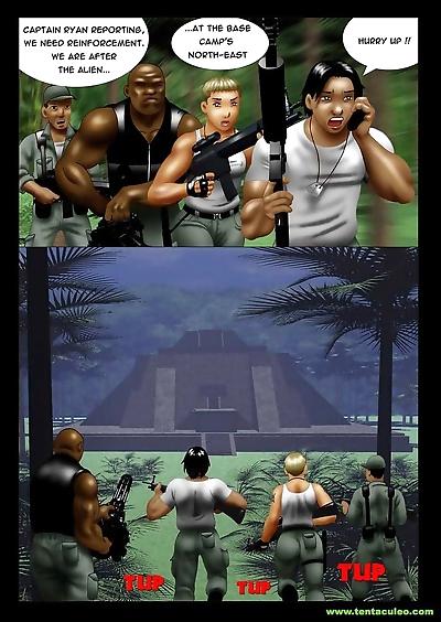 Aztec Alien - part 2