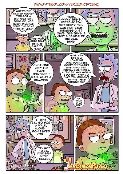 Rick & Morty - Pleasure Trip..