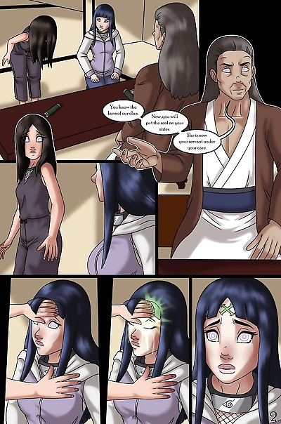 The Fate Of The Hyuga Sisters
