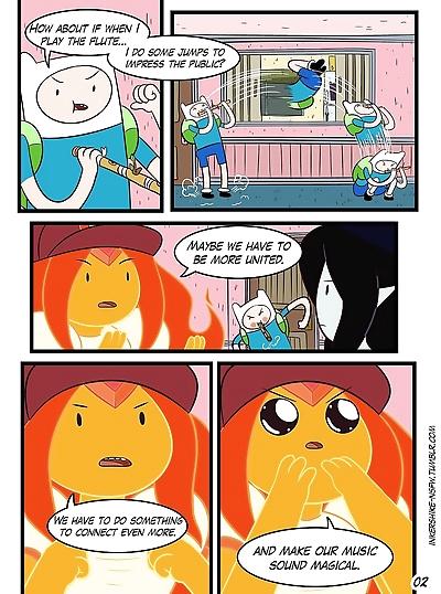 Adventure Time - Practice..