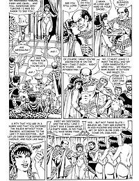 Messalina #3 - The Whore Of Rome - part 3