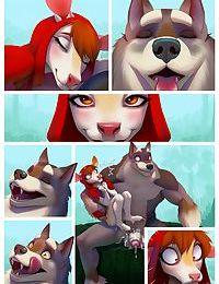 Little Red Riding Deer - part 3