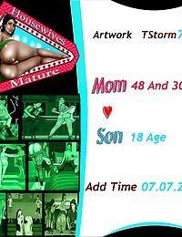 Artwork TStorm78 - Mom Special Gallery - part 2