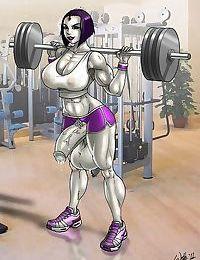 Workout dickgirls porn - part 12