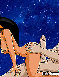Famous toons aladdin and lusty jasmine wild sex - part 15