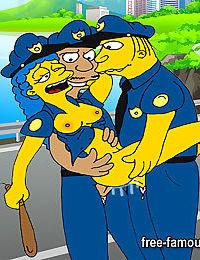 Simpsons hardcore orgy - part 6