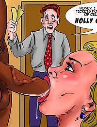 Cartoon drawn cumshots - part 14