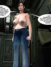 Spermaliens 3d xxx comics anime bizarre monster cock hentai toon - part 3748