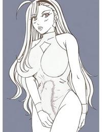 Futa swimsuit sluts - part 13