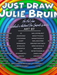 Just draw Julie Bruin Art Jam 2020 - part 5